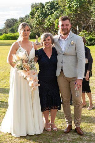 Kingscliff wedding photo