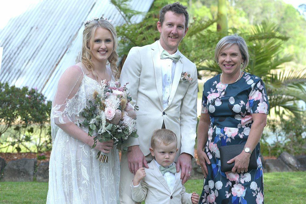 Wedding at Secrets on the Lake