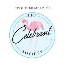 proud member of the celebrant society