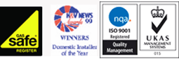 Energy efficiency boilers - Southampton, Hampshire - G.E. Harding & Sons Ltd - Logos