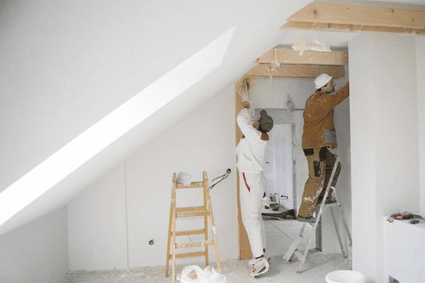 Commercial plasterers