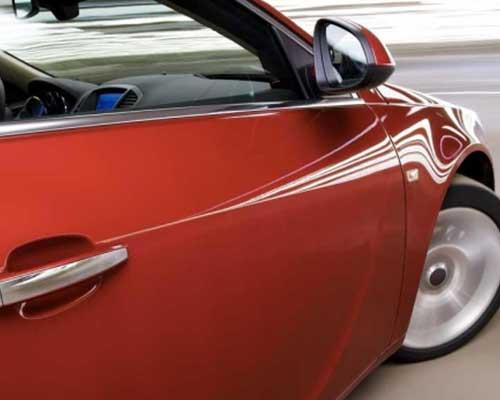 auto rossa