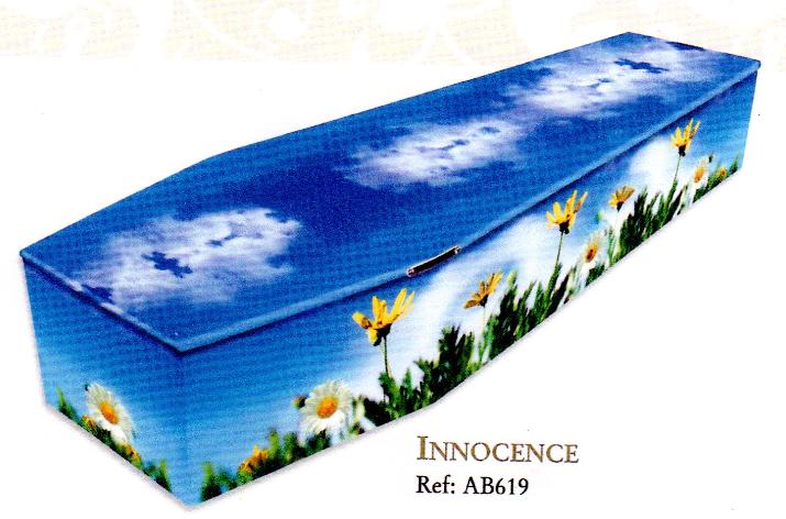 Innocence coffin