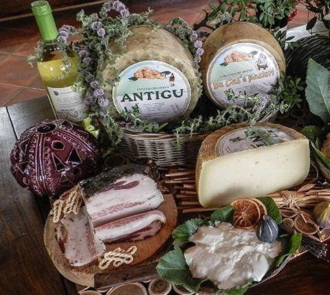 PAS: Prodotti Alimentari di Sardegna, prodotti tipici Sardi