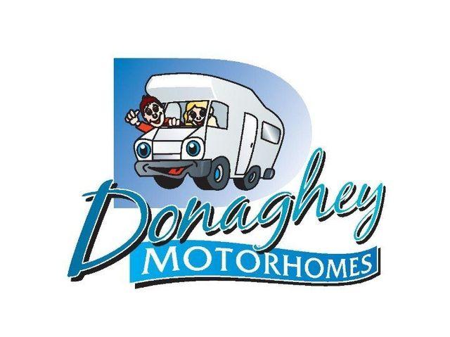 Donaghey Motorhomes logo CampingNI