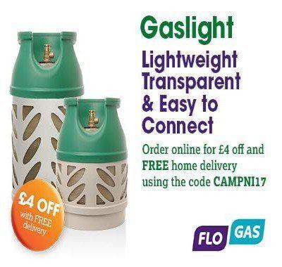 Flogas Gaslight CampingNI Discount