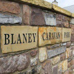 Blaney Caravan Park, Enniskillen - CampingNI
