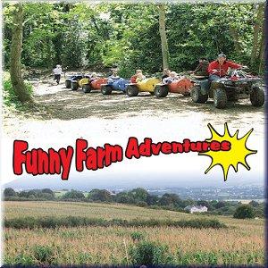 Funny Farm Adventures Campsite - CampingNI membership discount
