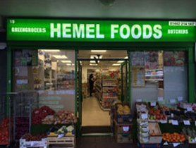 Food products shop