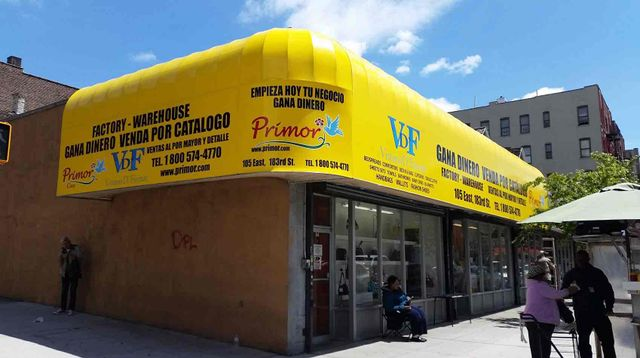 Commercial Awnings Amp Signs Bronx Ny Mike S Signs