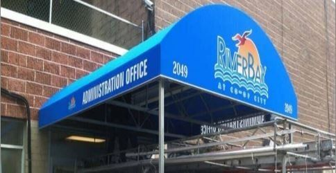 Custom Awnings Amp Signs Bronx Ny Mike S Signs