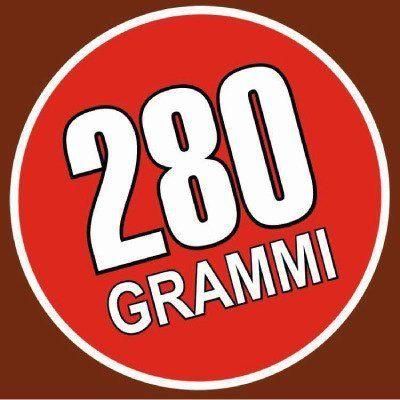 280 grammi logo