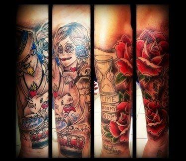 disegno tatuaggio