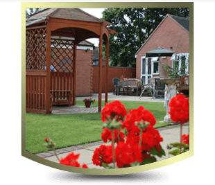 Care home - Wigston, Leicester - Amberwood Care Home - conservatory