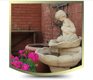 Residential home - Wigston, Leicestershire - Amberwood Care Home - garden2