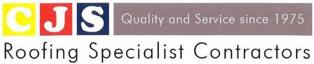 CJS Roofing Specialist Contractors logo