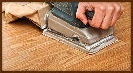 lucidatura legno pavimento
