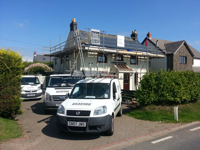 Top class roofing