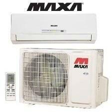 un motore e un condizionatore della marca Maxa