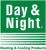 Day & Night Heating & Cooling Products Logo