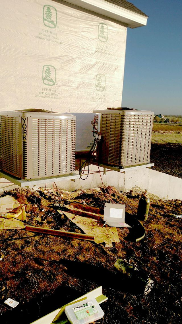 AC Air Conditioning Repair and Replacement Units