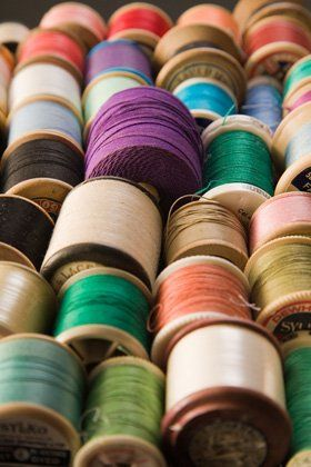 Craft supplies - London - Finishing Touches London Limited - Threads