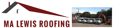 Mark A Lewis Roofing company logo