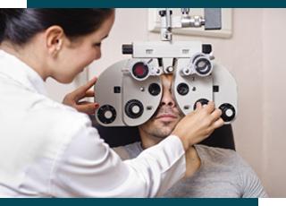 Eye Exams Bryan, TX