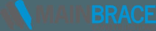 MainBrace Construction Logo