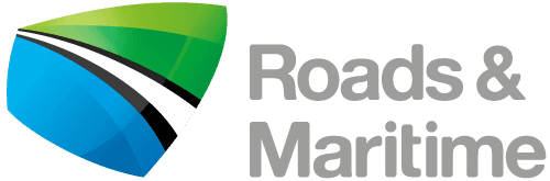 roads and maritime logo
