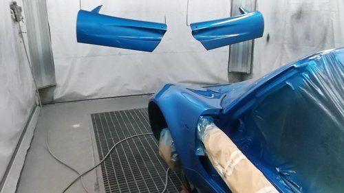 Restauro auto moto a Bra