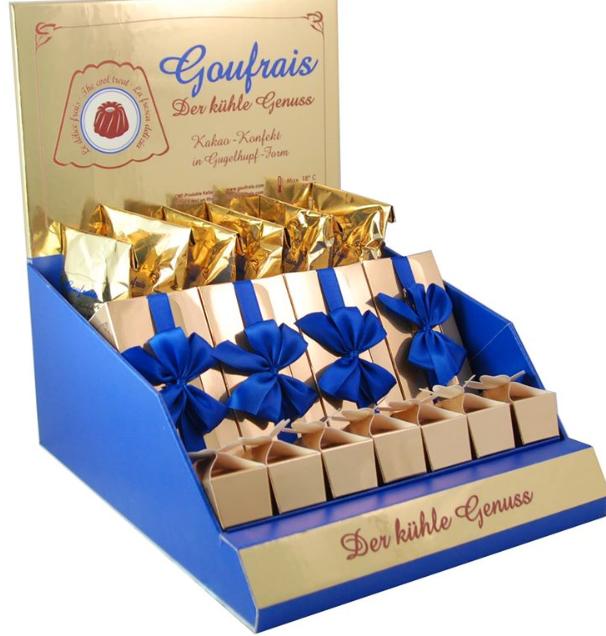 Goufrais Cioccolatino a Sospirolo