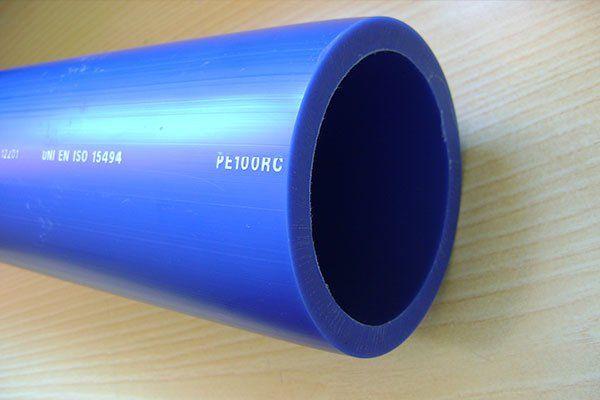 Polier RC tubo a pressione