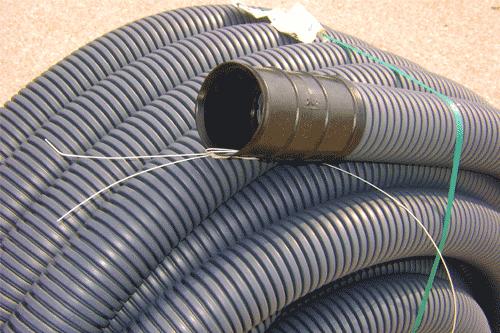 Corrugar Rigido 750N, tubi tipo ENEL per cavi elettrici e fibre ottiche