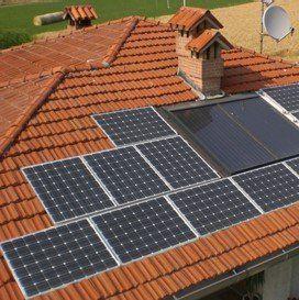 panelli solari per risparmio energetico