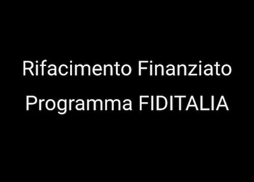 Scritta Programma Fiditalia