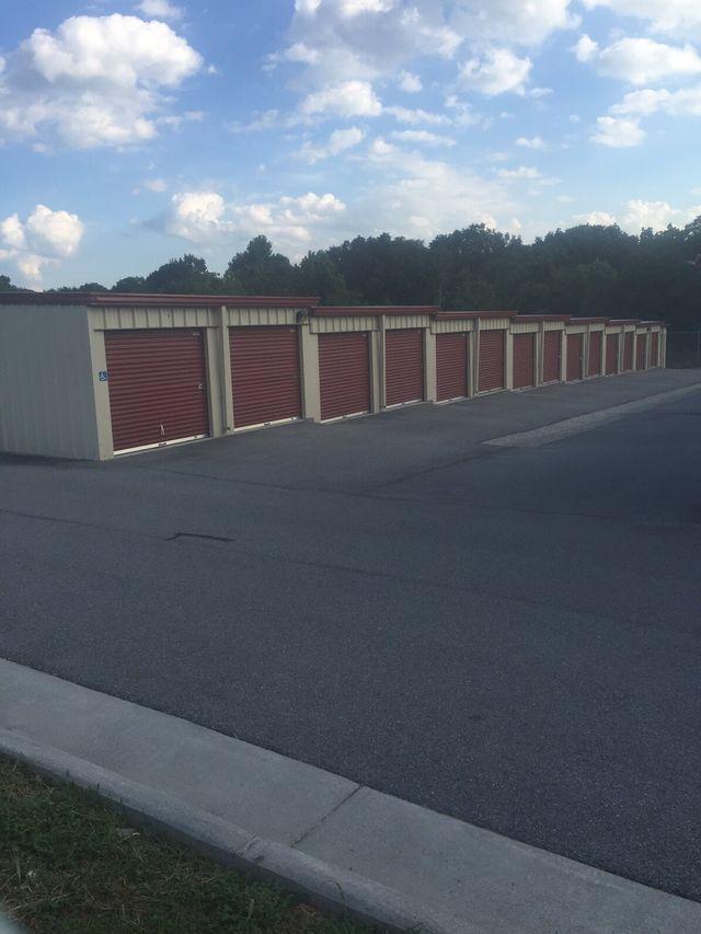Storage Facility Winchester Va Route 7 Self Storage