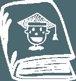 Libri di scuola, atlanti, dizionari