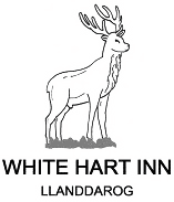 White hart inn logo