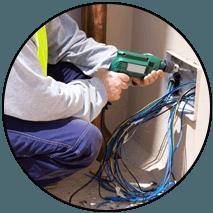 domestic rewiring