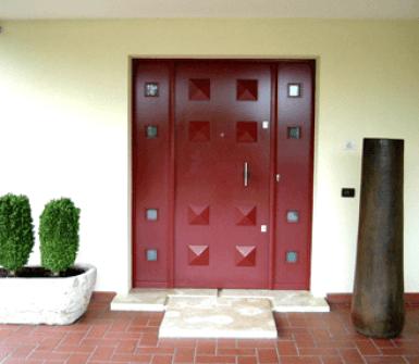 porte blindate, portoni blindati, porte di ingresso