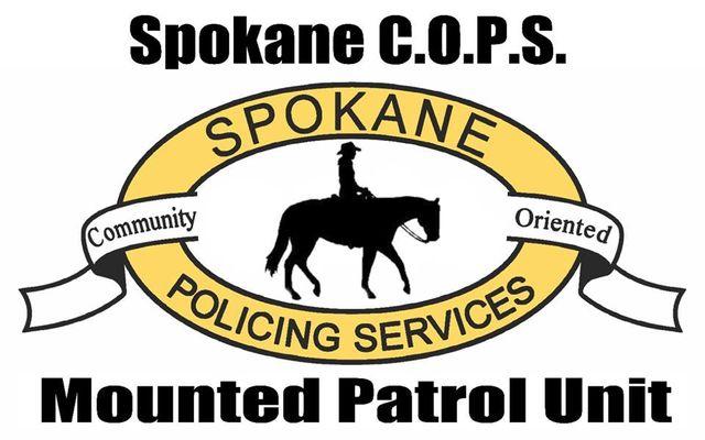 Spokane C.O.P.S. Mounted Patrol Unit