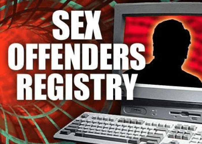 list of state sex offender registries