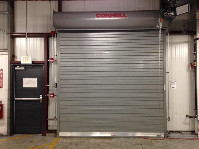 Charmant Commercial Door U2014 Metal Garage Door In Hartford, CT