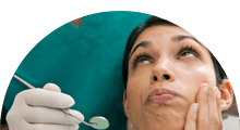 Emergency dental treatment - Sittingbourne, Kent