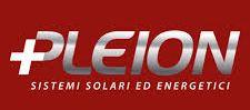 logo Pleion sistemi solari ed energetici