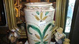 restauro vaso antico
