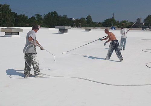 Flat Roof Specialist Serving The Meadville U0026 Erie, PA Areas