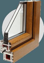 serramenti in legno-alluminio, serramenti in pvc
