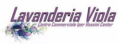 LAVANDERIA VIOLA - CENTRO COMMERCIALE IPER ROSSINI logo